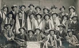 Musterung des Jahrganges 1915